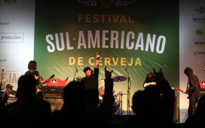 Confirmada as datas para o Festival Sul-Americano de 2019